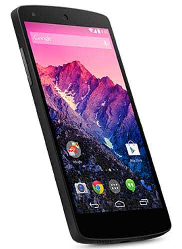 Google Nexus 5 D821 16GB Black Mobile