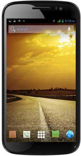 Micromax Canvas Duet II 4 GB Black Mobile