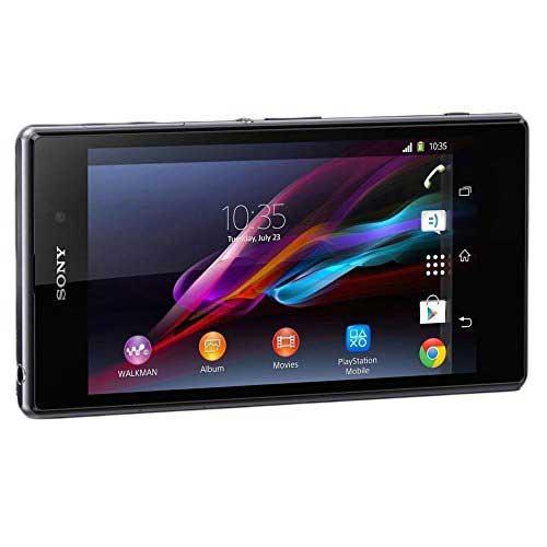 Sony Xperia Z1 16GB Black Mobile