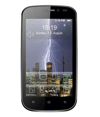 Micromax Bolt A089 (Micromax A089) 4GB Black Mobile