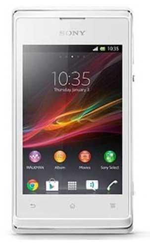 Sony Xperia E C1504 Single SIM Mobile