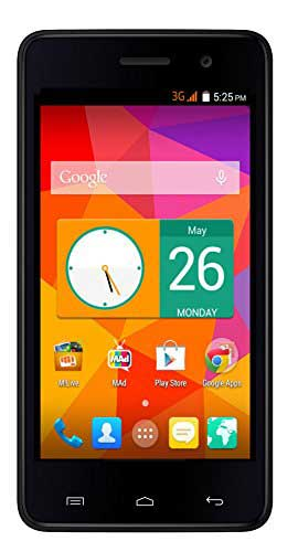 Micromax Unite 2 A106 8GB Grey Mobile