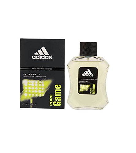 Adidas Pure Game EDT For Men - 100 ml