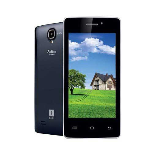 iball Andi 4 IPS tiger 4 GB Blue Mobile