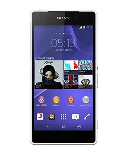 Sony Xperia Z2 16GB White Mobile