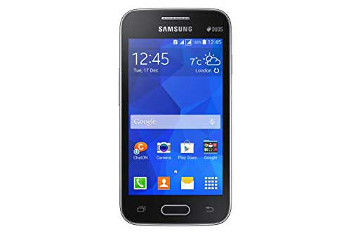 Samsung Galaxy Ace NXT (Samsung SM-G313H) 4GB Black Mobile