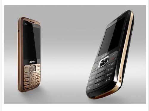Gionee L800 Black Mobile