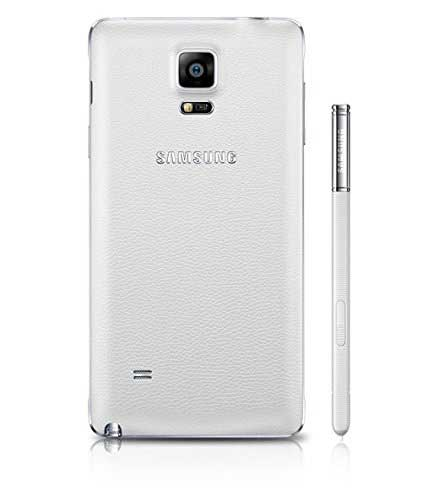 Samsung Galaxy Note 4 32GB White Mobile