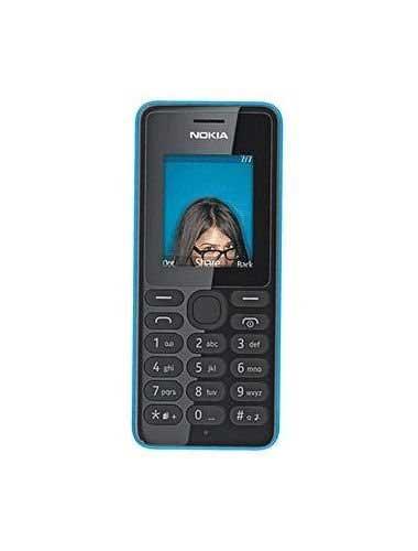 Nokia 108 128 MB Black Mobile