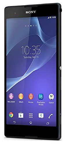 Sony Xperia T2 Ultra Dual 8GB Black Mobile