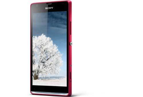 Sony Xperia SP C5302 8GB Red Mobile