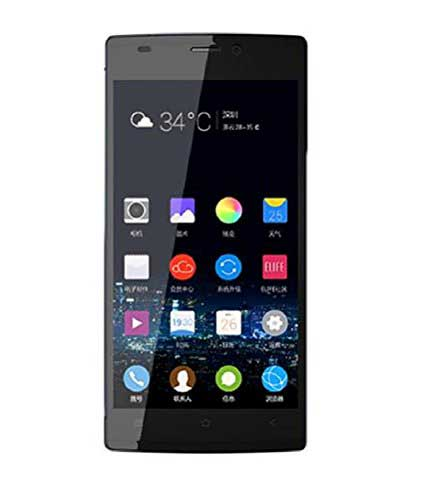 Gionee Elife S5.5 16GB Black Mobile