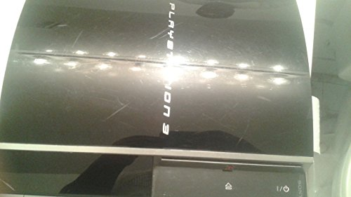 Sony PS3 12GB Console (Free Games: God of War 3, Uncharted Drake's Fortune and Infamous)