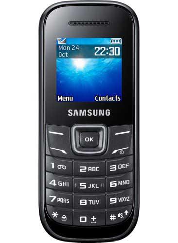 Samsung Guru GT-E1200 128MB Blue Mobile