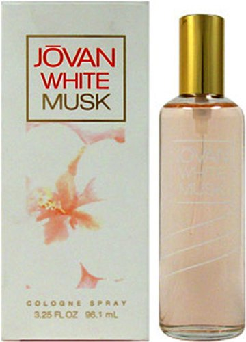 Jovan White Musk Eau De Cologne For Women- 96 ml