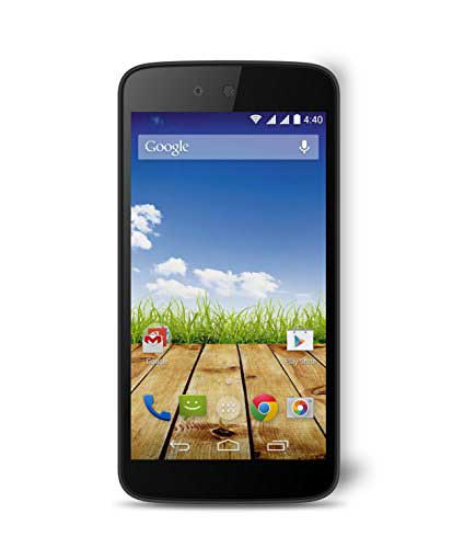 Micromax Canvas A1 with Android One 4 GB Black Mobile
