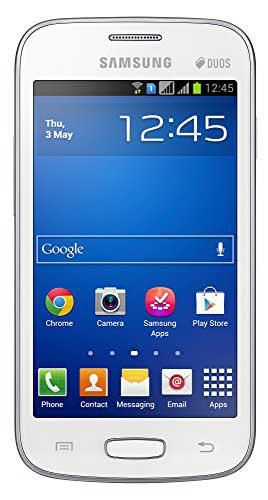 Samsung Galaxy Star Pro (Samsung GT-S7262) 4GB White Mobile