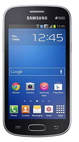 Samsung Galaxy Star Pro (Samsung GT-S7262) 4GB Black Mobile