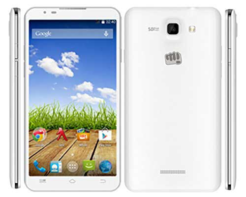 MICROMAX CANVAS XL2 A109 (Micromax A109) 4GB White Mobile