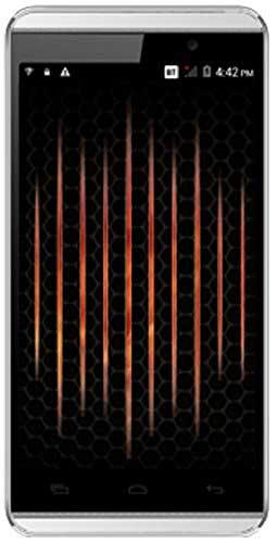 Micromax Canvas Fire 2 A104 (Micromax A104) 4GB Gold White Mobile