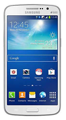 Samsung Galaxy Grand 2 8GB White Mobile