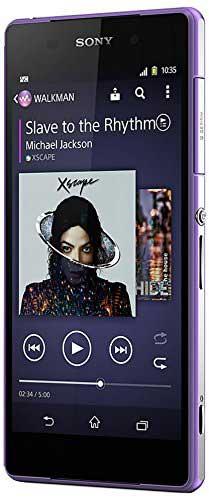 Sony Xperia Z2 16GB Purple Mobile