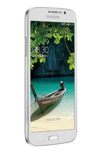 Samsung Galaxy Mega GT-I9152 8GB White Mobile