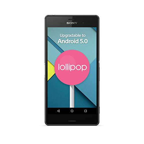 Sony Xperia Z3 16GB Black Mobile