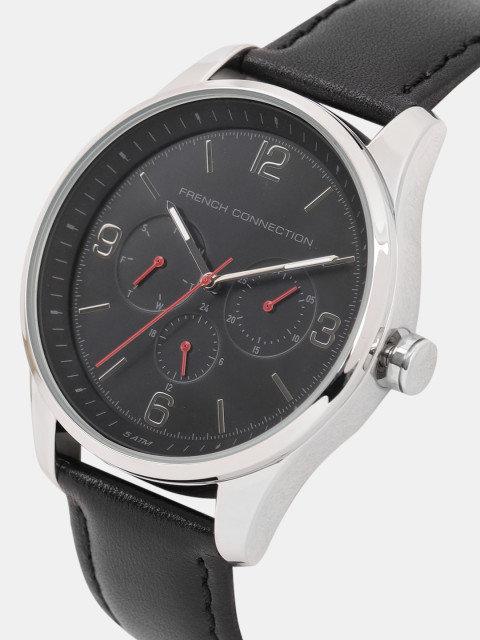 Fcuk FC1307B Black Analog Men's Watch