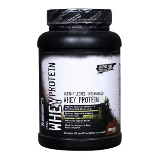SSN Whey Protein (907gm, Chocolate)