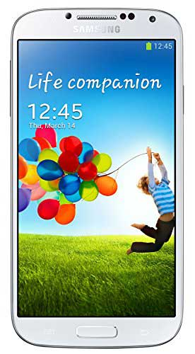 Samsung Galaxy S4 GT-I9500 16GB White Mobile