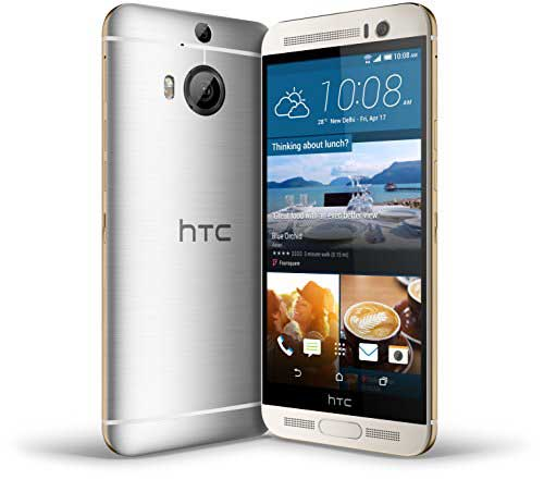 HTC One M9 Plus 32GB Gold Silver Mobile