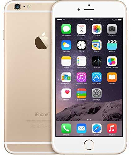 Apple iPhone 6 Plus 128GB Gold Mobile