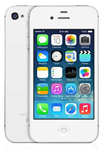 Apple iPhone 4S 8GB White Mobile