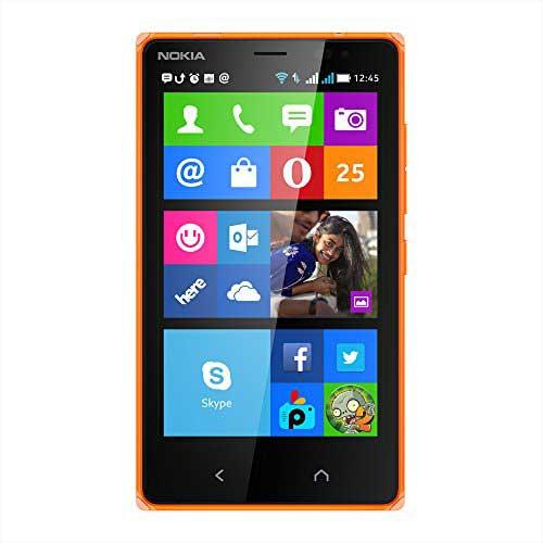 Nokia X2 Orange Mobile