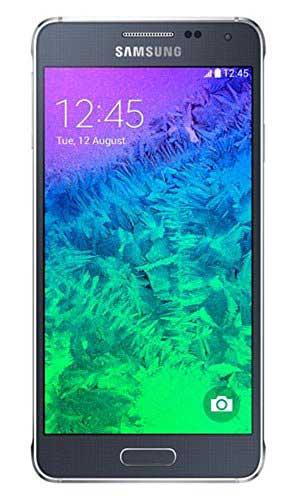 Samsung Galaxy Alpha SM-G850Y 32GB Black Mobile