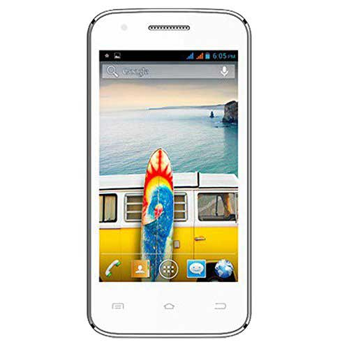 Micromax Bolt A089 (Micromax A089) 4GB White Mobile