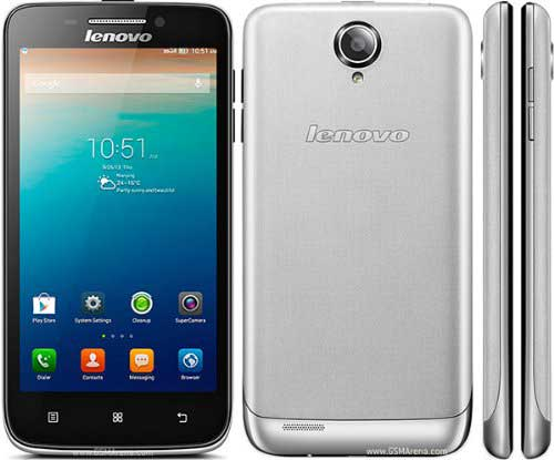 Lenovo S660 8GB Silver Mobile