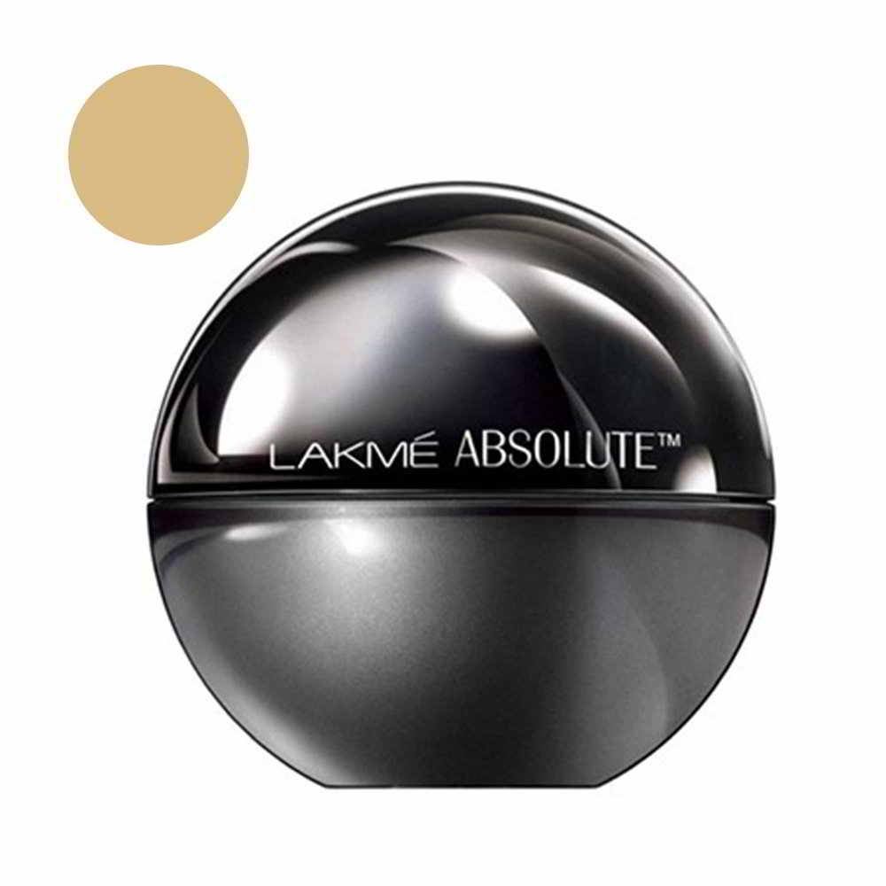 Lakme Absolute Mattreal Skin Natural Mousse, Ivory Fair 01, 25 G