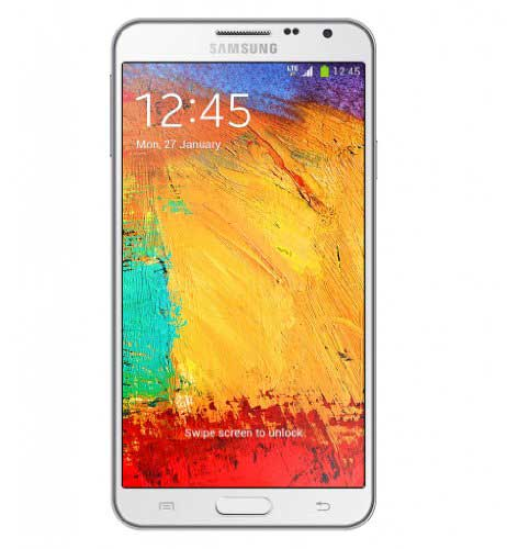 Samsung Galaxy Note 3 Neo N750 16GB White Mobile