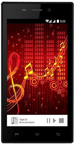 Karbonn A6 Turbo 4GB Black Mobile