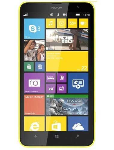 Nokia Lumia 1320 Yellow Mobile