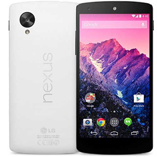Google Nexus 5 D821 32GB White Mobile