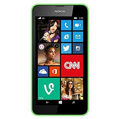 Nokia Lumia 630 Green Mobile