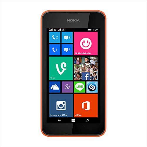 Nokia Lumia 530 Orange Mobile