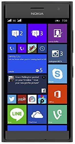 Nokia Lumia 730 8GB Grey Mobile