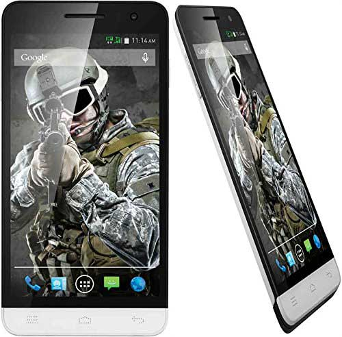 Xolo Play 8X-1100 16GB Black Mobile