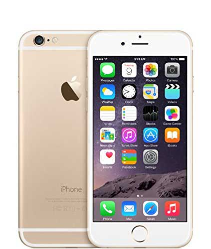 Apple iPhone 6 16GB Gold Mobile