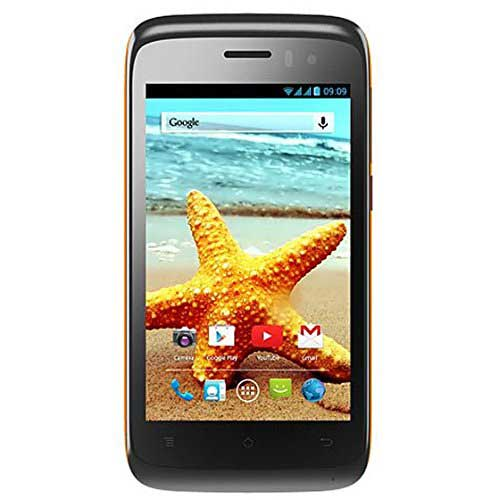 Karbonn Titanium S1 Plus 4GB Orange Mobile