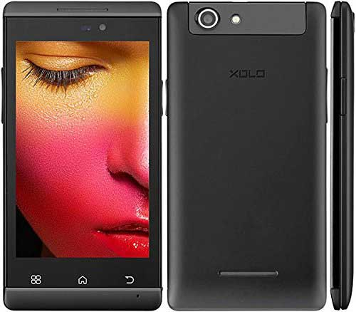 XOLO Q500S IPS Black Mobile